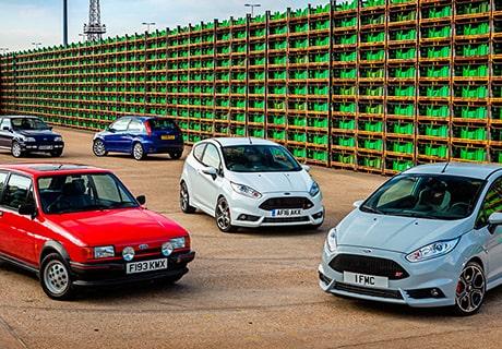 К какому классу относится Форд Фокус